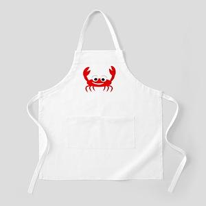 Crab Design Apron