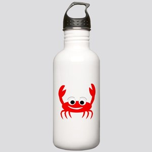 Crab Design Stainless Water Bottle 1.0L