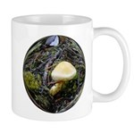 Yellow Mushroom/fungi photo Mug