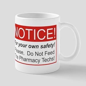 Notice / Pharmacy Mug