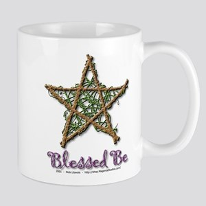 Blessed Be 11 oz Ceramic Mug