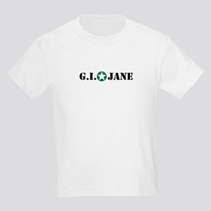 G.I. Jane Kids T-Shirt