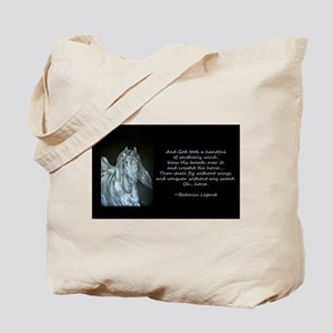 Legend of the Horse Tote Bag
