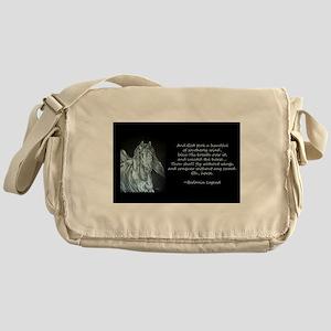 Legend of the Horse Messenger Bag