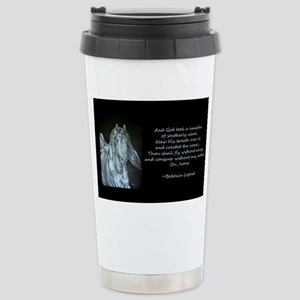 Legend of the Horse Stainless Steel Travel Mug