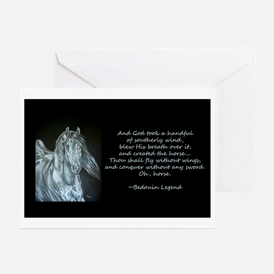 Legend of the Horse Greeting Cards (Pk of 20)