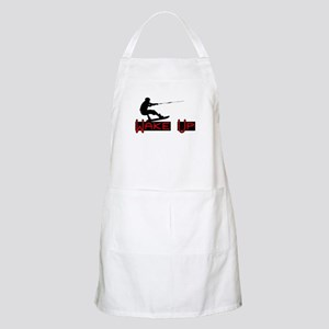 Wake Up 1 Apron
