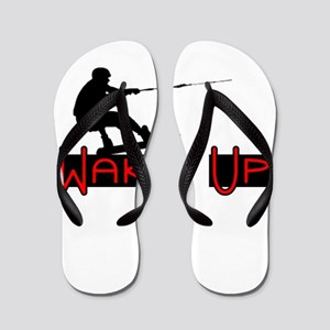 Wake Up 1 Flip Flops