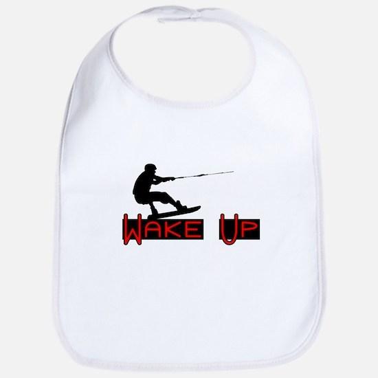 Wake Up 1 Bib