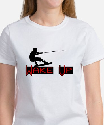 Wake Up 1 Women's T-Shirt