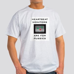 Heartbeat Monitors Light T-Shirt
