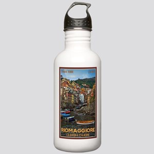 Riomaggiore Stainless Water Bottle 1.0L