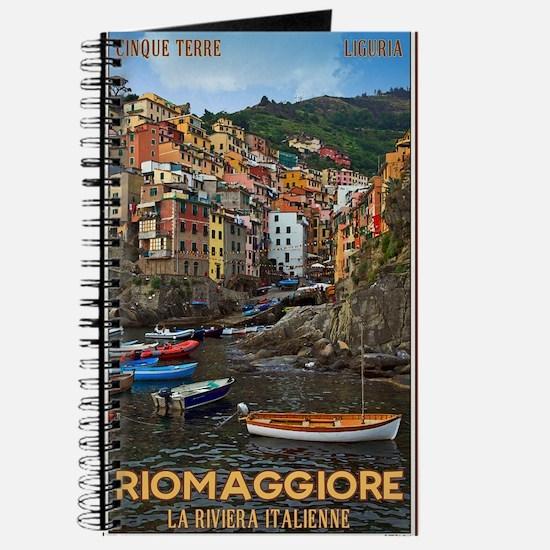 Riomaggiore Journal