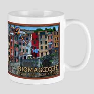 Riomaggiore Waterfront Mug