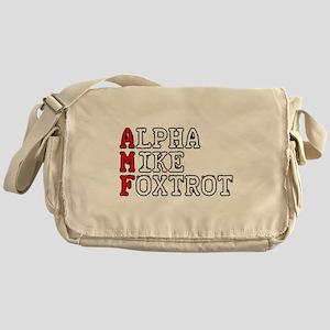 AMF Messenger Bag