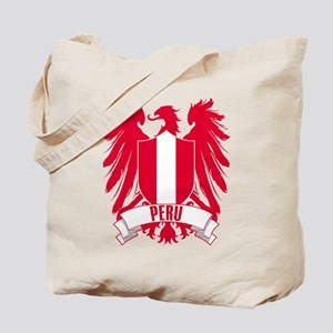 Peru Winged Tote Bag
