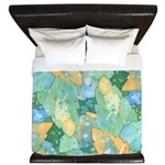 Early Frost King Duvet Cover