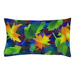 Leaf Mosaic Pillow Case