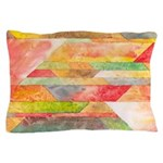 Crystal Colors Pillow Case