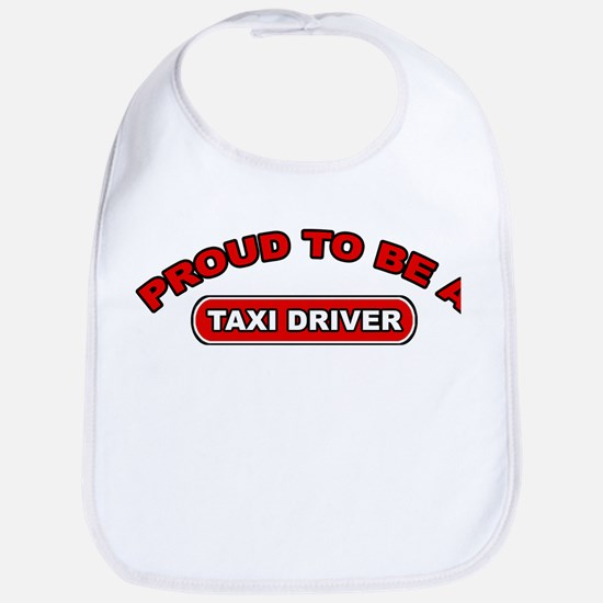 Proud To Be A Taxi Driver Bib
