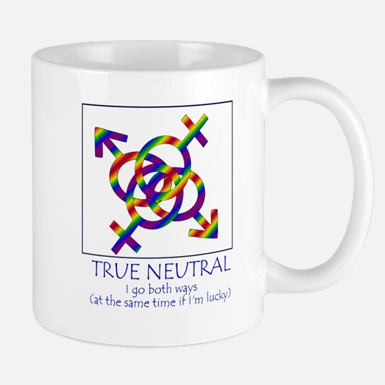 True Neutral Mug