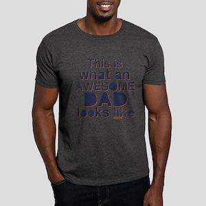 Awesome Dad Dark T-Shirt