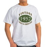 Vintage 1952 Retro Light T-Shirt