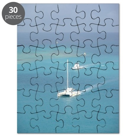 Boats on The Water Puzzle
