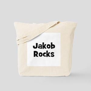 Jakob Rocks Tote Bag