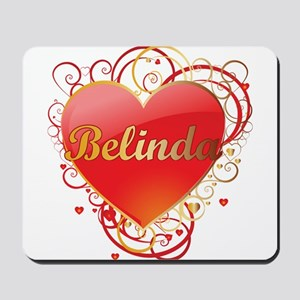 Belinda Valentines Mousepad