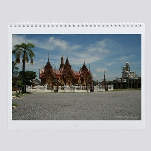 Photographing Local Thailand Calendar 2013