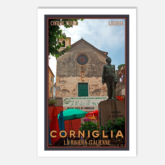 Corniglia Postcards (Package of 8)
