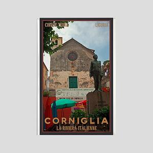 Corniglia Rectangle Magnet