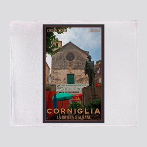 Corniglia Throw Blanket