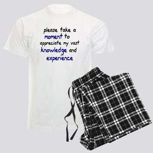 Please take a moment Men's Light Pajamas