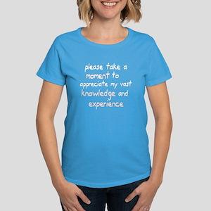Please take a moment Women's Dark T-Shirt