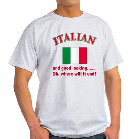 italian pride Light T-Shirt