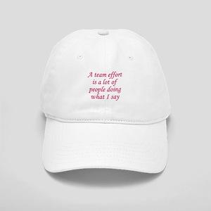 Team Effort Definition Cap