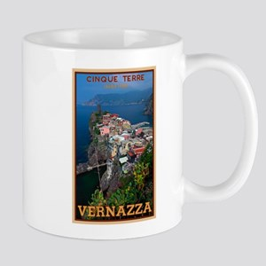 Vernazza from Above Mug
