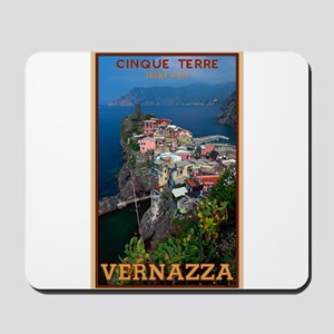 Vernazza from Above Mousepad