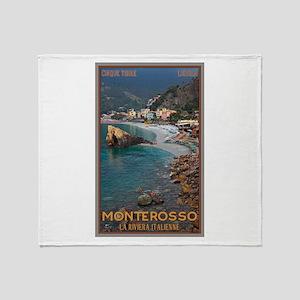 Monterosso Throw Blanket