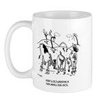 Crossbreeding Run Amok Mug