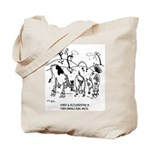 Crossbreeding Run Amok Tote Bag