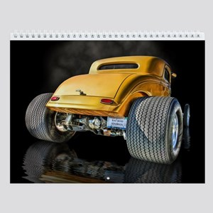 Hot Rod Wall Calendar 3