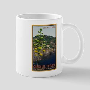 Cinque Terre - Century Plant Mug