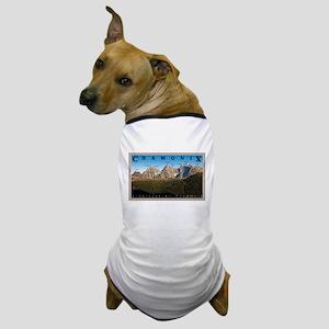 Aiguilles de Chamonix Dog T-Shirt