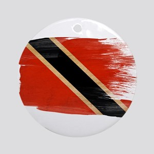 Flag Templates Ornament (Round)