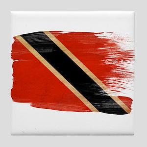 Flag Templates Tile Coaster