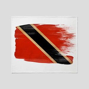 Flag Templates Throw Blanket