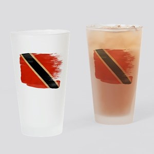 Flag Templates Drinking Glass